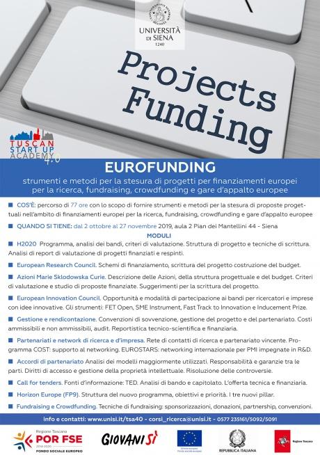 Locandina Eurofunding