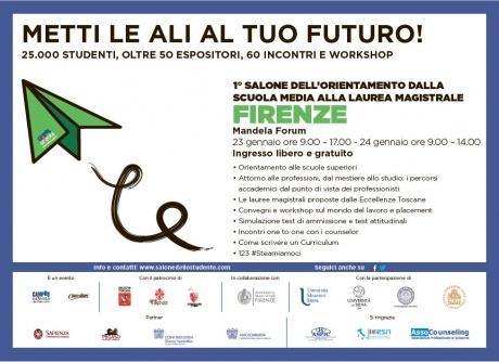 Salone dello studente di Firenze