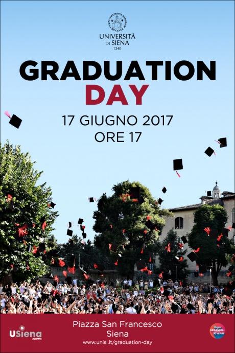 Graduation Day 2017 - Siena