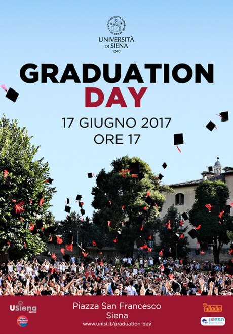 Graduation Day 2017 - Siena