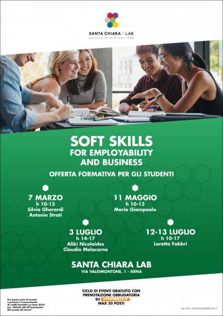 Soft skills for employability and business