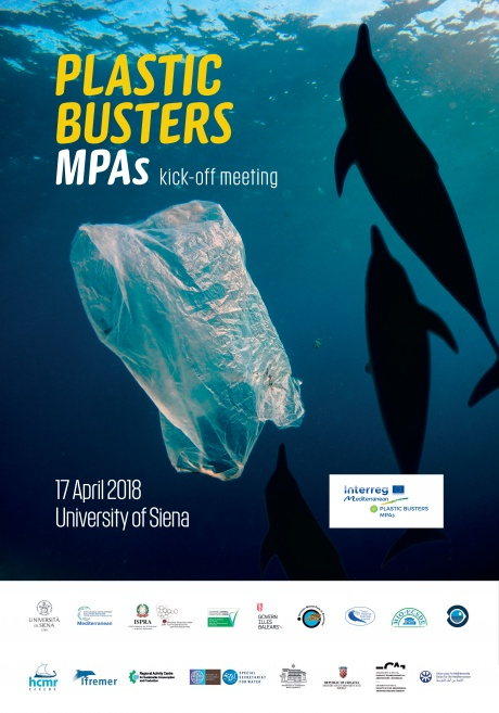 Plastic Busters MPAs project