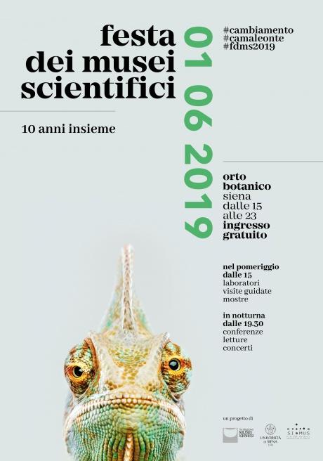 Festa dei musei scientifici