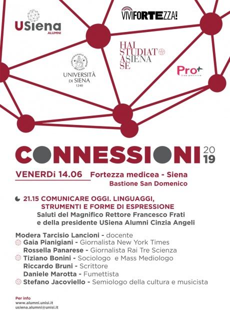 """""""Connessioni - Comunicare oggi. Linguaggi, strumenti e forme di espressione"""""""