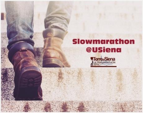 Slowmarathon @Usiena