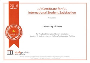 International Student Satisfaction