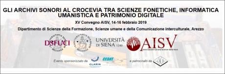 """convegno """"Archivi sonori"""" - Arezzo"""