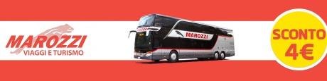 Linee autobus Viaggi&Turismo Marozzi