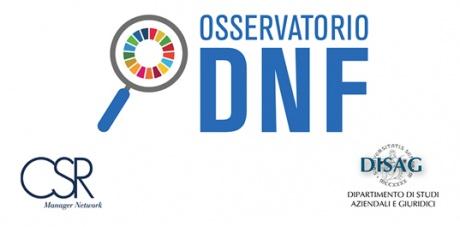 Banner Osservatorio DNF