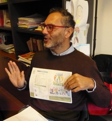 Prof. Berti
