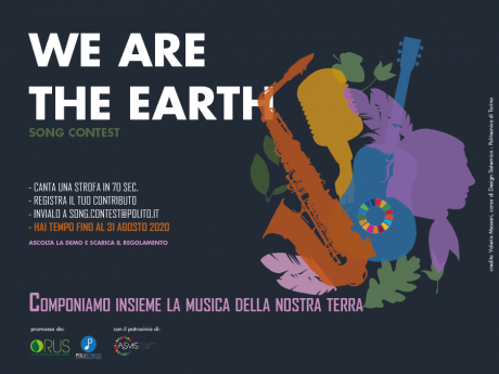 "Song Contest ""We are the earth"""