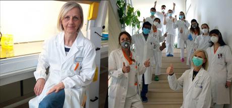 Al laboratorio di Microbiologia e Virologia il 5xmille dell'Università di Siena