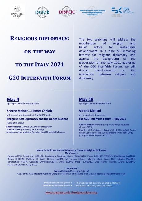 Religious Diplomacy