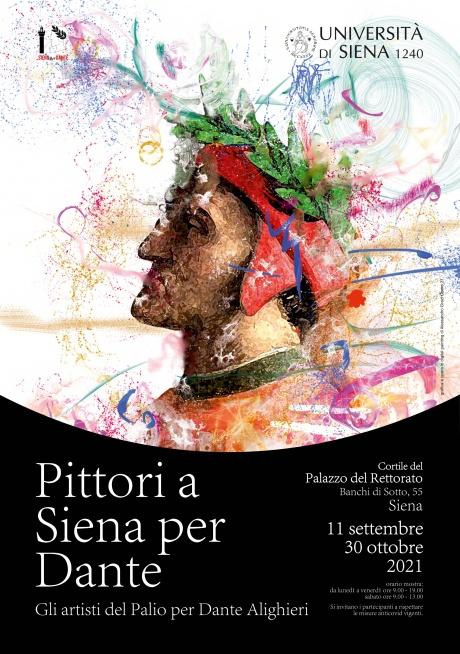 """Mostra """"Pittori a Siena per Dante"""""""