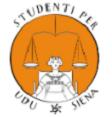 logo studenti UDU Siena