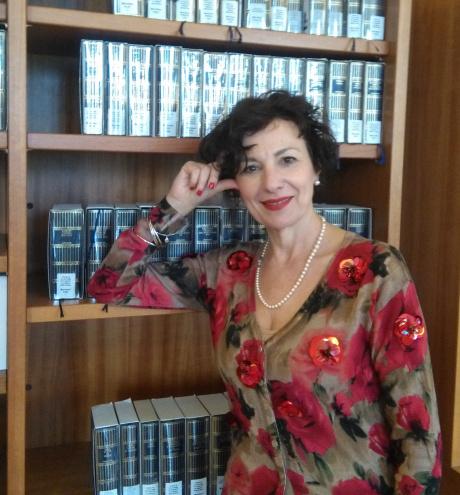 professoressa Patrizia Gabrielli