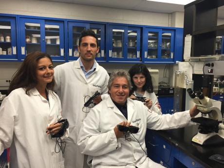 gruppo di ricerca prof. Antonio Giordano