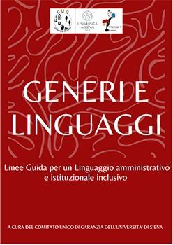 Linee guida, generi e linguaggi