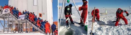 Avviso di interesse per la partecipazione alla  XXXVII spedizione italiana in Antartide - stagione invernale