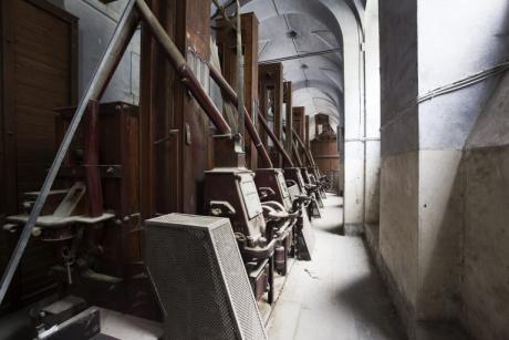 Visita al molino del San Niccolò