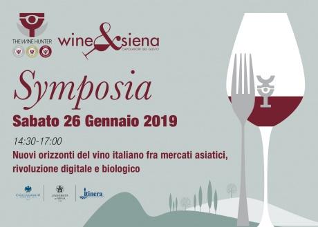 Nuovi orizzonti del vino italiano fra mercati asiatici, rivoluzione digitale e biologico