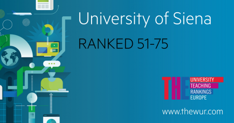 """Europe Teaching Rankings"" del ""Times Higher Education"""