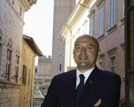 Soddisfazione del rettore Francesco Frati