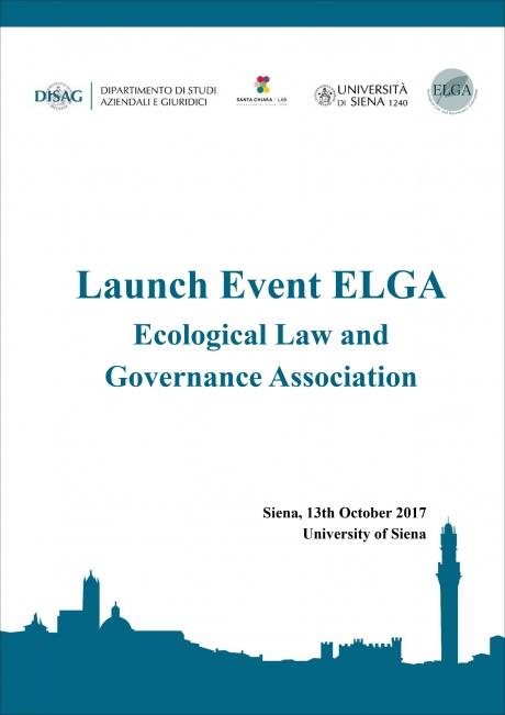 """Convegno """"Launch Event ELGA"""""""