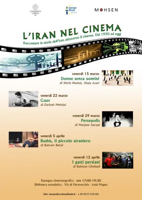 """""""l'Iran nel cinema"""""""