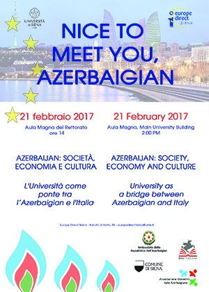 nice to meet you Azerbaijan
