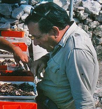 Arturo Palma di Cesnola - scavi