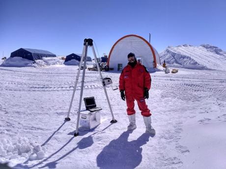 spedizione Antartide