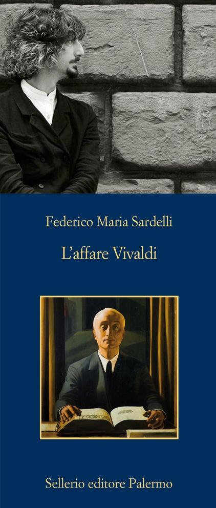 """Federico Maria Sardelli, libro """"L'affare Vivaldi"""""""