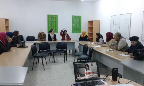"""""""Décentralisation et participation en Tunisie"""""""